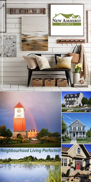 cobourg, cobourg tourism, experience cobourg, website, banner, digital ad, new amherst home, northumberland county, economic development, real estate