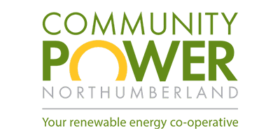 community power northumerland logo