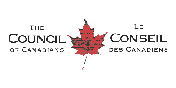 the council of canadians logo