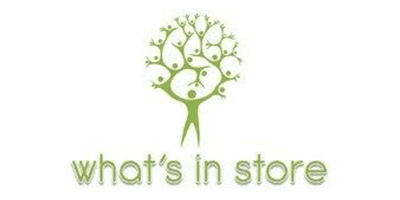 what's in store logo