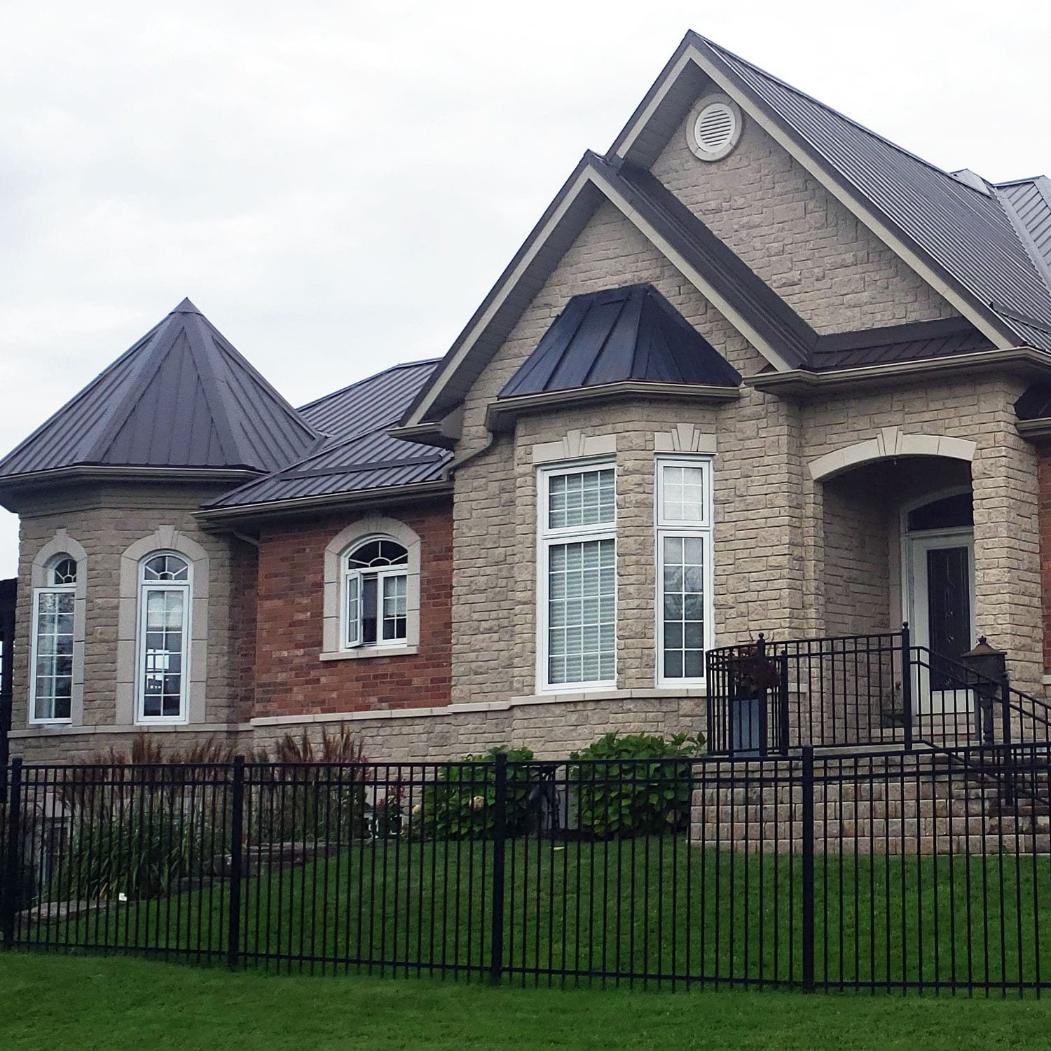 Roofing Projects Completed By Moffatt Bros Roofing